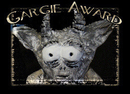 Gargie Blogger Award